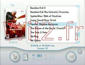 USB Loader Gx : Jaquette 3D