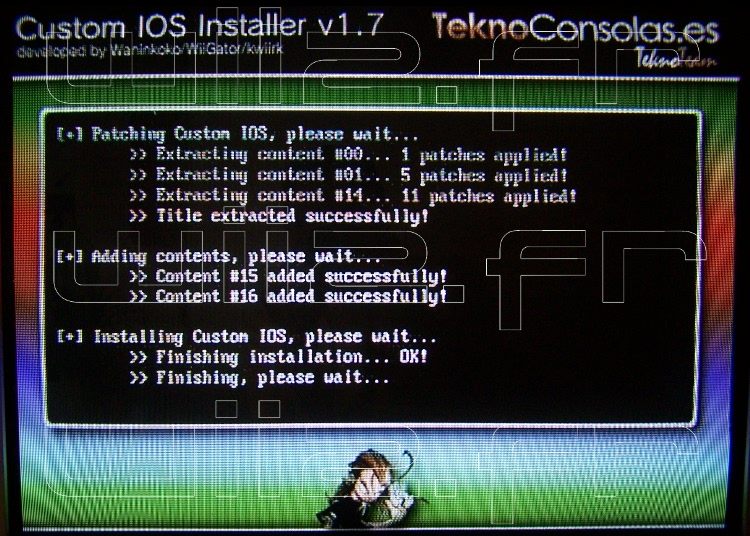 custom ios36 installer rev 07
